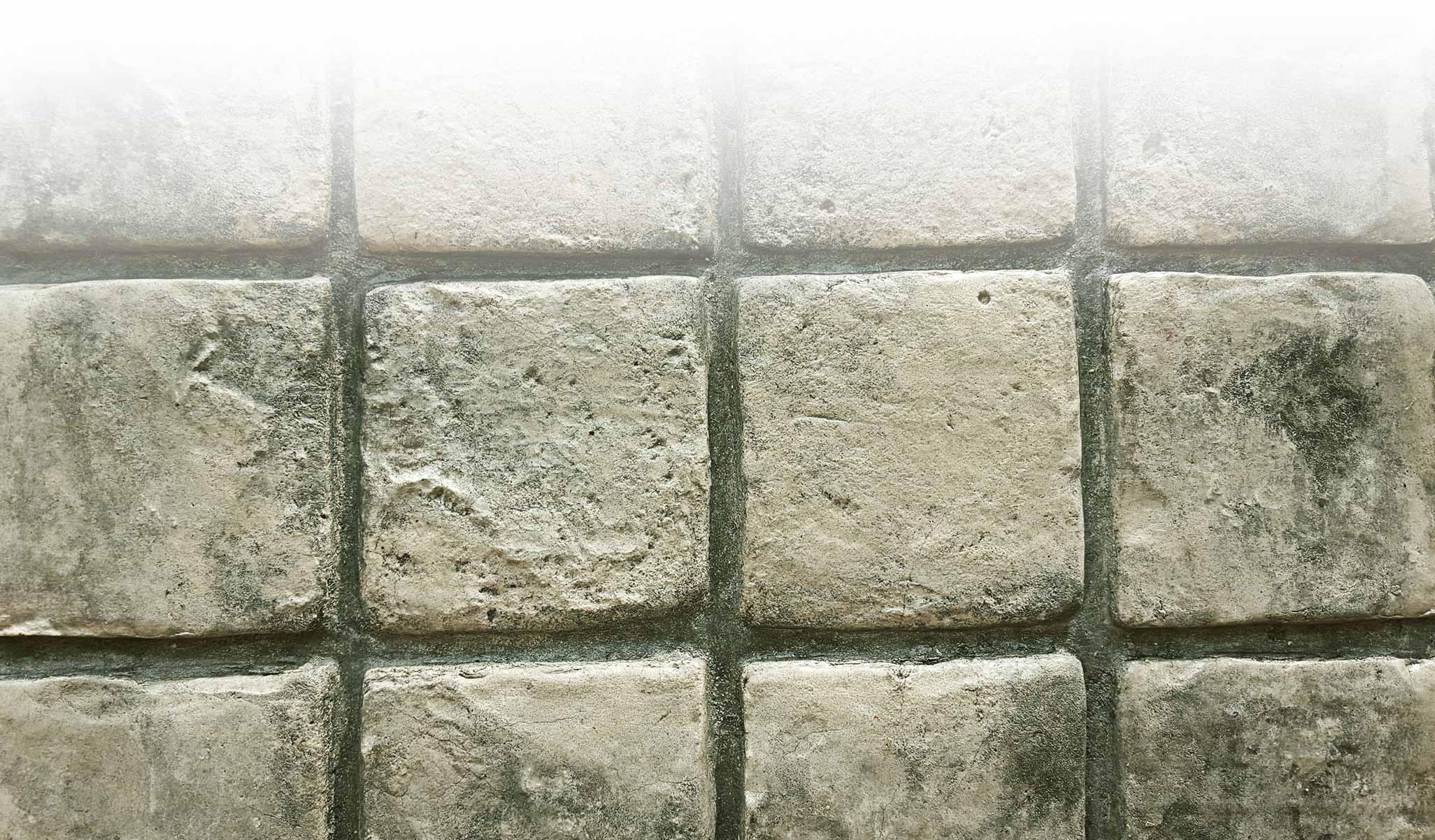 Ejemplo concreto estampado